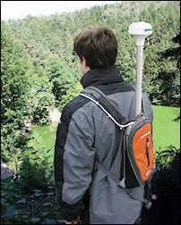 GPS-Rucksack