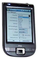HP IPAQ - PDA